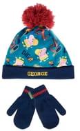 George/Peppa Pig Winter Set