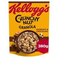 Kellogg's Crunchy Nut ( 3 Variety's ) Half Price