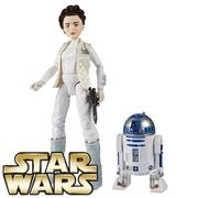 Star Wars Forces of Destiny: Princess Leia & R2-D2