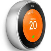 Nest Stainless Steel Thermostat & FREE Google Home Mini 10%off@ City Plumbing