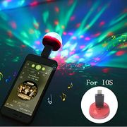 OTG Disc Light Lamp for Cell Phone iPhone Android Phone