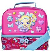 Smiggle Squad Hardtop Lunch Box with Strap - More Than HALF PRICE!