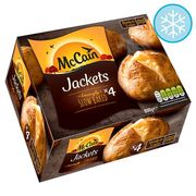 Mccain Ready Baked Jackets 4 Pack 800G - HALF PRICE!