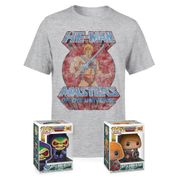 He-Man Masters of the Universe Bundle