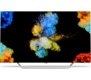 """PHILIPS 55"""" Smart Ultra HD HDR OLED 4K TV £999 with Code"""