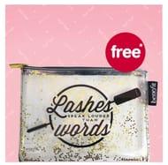 Your Exclusive Free Benefit Makeup Bag*