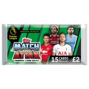 Match Attax Premier League Trading Card Game - 24 Packs Hero Cards Bundle