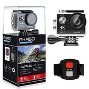 4K Sport Action Camera Ultra HD Camcorder Waterproof