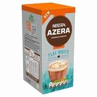 Nescafe Azera Flat White Sachets X6 (ASDA) - Save 49%