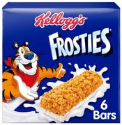 Prime Only - Kellogg's Frosties Cereal Milk Bars, 6-Piece, Pack of 7
