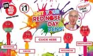 Comic Relief Pen 2019 Pens