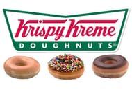 FREE Original Krispy Kreme Glazed Doughnut