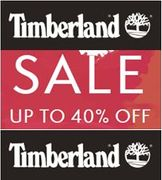 Timberland SALE up to 40% OFF