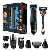 Braun 9-in-1 All-in-One Trimmer, Beard Trimmer and Hair Clipper - 56% Off