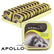 Apollo Chicken & Lamb (22 X 150g Trays)