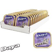 Daya Adult Cat Food with Lamb (32 X 100g Tray)