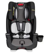 Graco Milestone Group 0/123 Car Seat - Midnight Grey