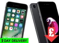 Refurbished iPhone 7 Black 32GB - 12 Month Warranty