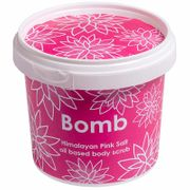 Pink Himalayan Salt Body Scrub. FREE SOAP