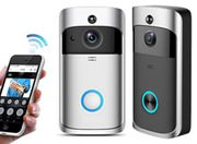 WiFi Security Video Doorbell - 2 Colours