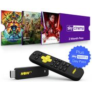 NowTV Smart Stick with 2 Months Movies and 1 Day Sports Pass