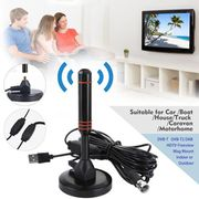 DVB Caravan Digital Portable TV Antenna