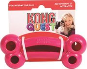 KONG Quest Bone Dog Toy, Small