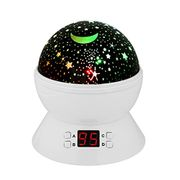 *Stack DEAL* Stars Projector,Supertech Multicolor Rotating Moon