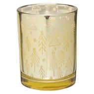 Linea Seasonal Glass Candle