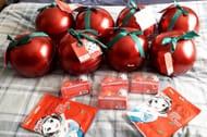 Snow White Products: Masks, Lip Balms, Tins