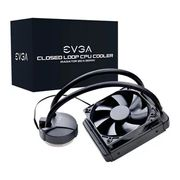 EVGA CLC 120 CL11 All in One Quiet Watercooler with 120mm Radiator for Intel CPU