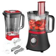 Russell Hobbs 18511 Desire 600 Watt Black Food Processor