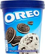 Oreo Ice Cream 480Ml instore