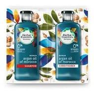 Herbal Essences Bio-Renew Argan Oil Shampoo & Conditioner Sample