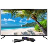 Linsar 55 Inch UHD LED 4K TV + 4K Roku Streaming Stick £363.99 with Code