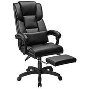 LANGRIA New Gaming Chair Racing Style Faux Leather High Back Chair