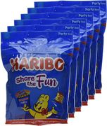 Around £3 per Kilo! Haribo Sweets Pouch 3kg (500g Pack of 6)