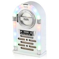 Itek Mini Bluetooth CD Jukebox