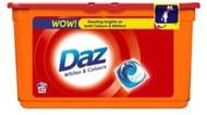 Daz White & Colour Pods 42pk