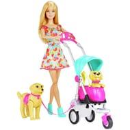 Barbie Strollin Pups HALF PRICE