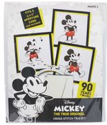 Mickey Traditional Cross Stitch Kit