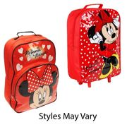 Sports Direct Kids Wheeled Cases Varied Designs