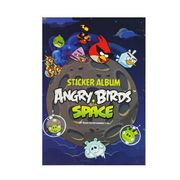 Angry Birds Space Sticker Album