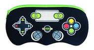 Helix Gaming Controller Pencil Case - Black Htt