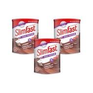Slimfast Powder Tin Chocolate - Triple Pack