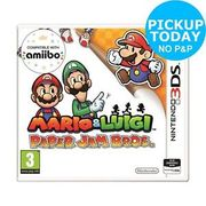 Mario and Luigi: Paper Jam Bros Nintendo 3DS