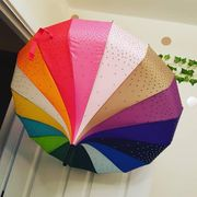 WEEKEND OFFER - Full Ombre Sparkle Umbrella