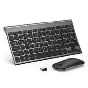 Seenda 2.4G Rechargeable Wireless Keyboard - 15% Off!