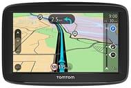 TomTom Car Sat Nav Start 52, 5 Inch with Lifetime EU Maps, Resistive Screen
