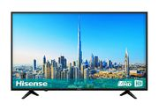 Hisense 65-Inch Ultra HD Smart 4K TV with Freeview Play - Black (2018 Model)